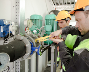 Our Difference: Why Choose Expert Mechanical Service - pipe-fitting
