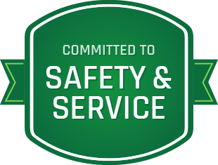 Committed to Safety & Service